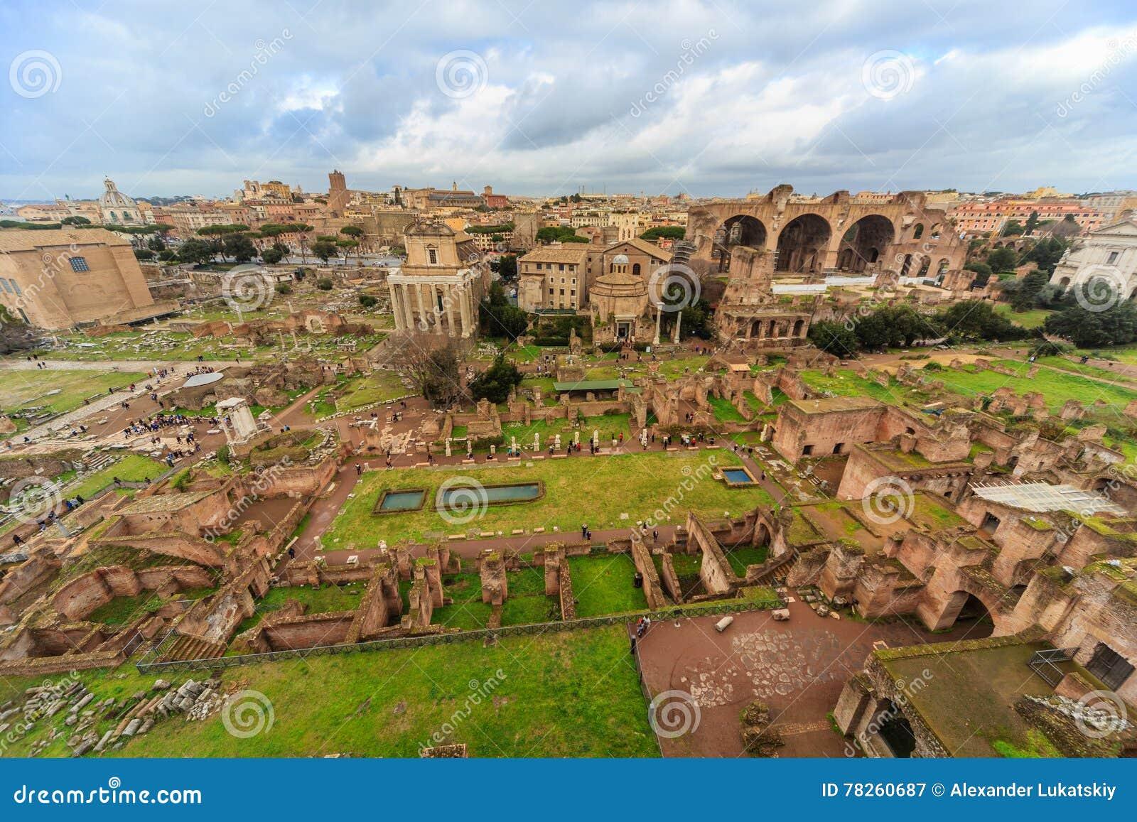 Красивые фото старого Рима