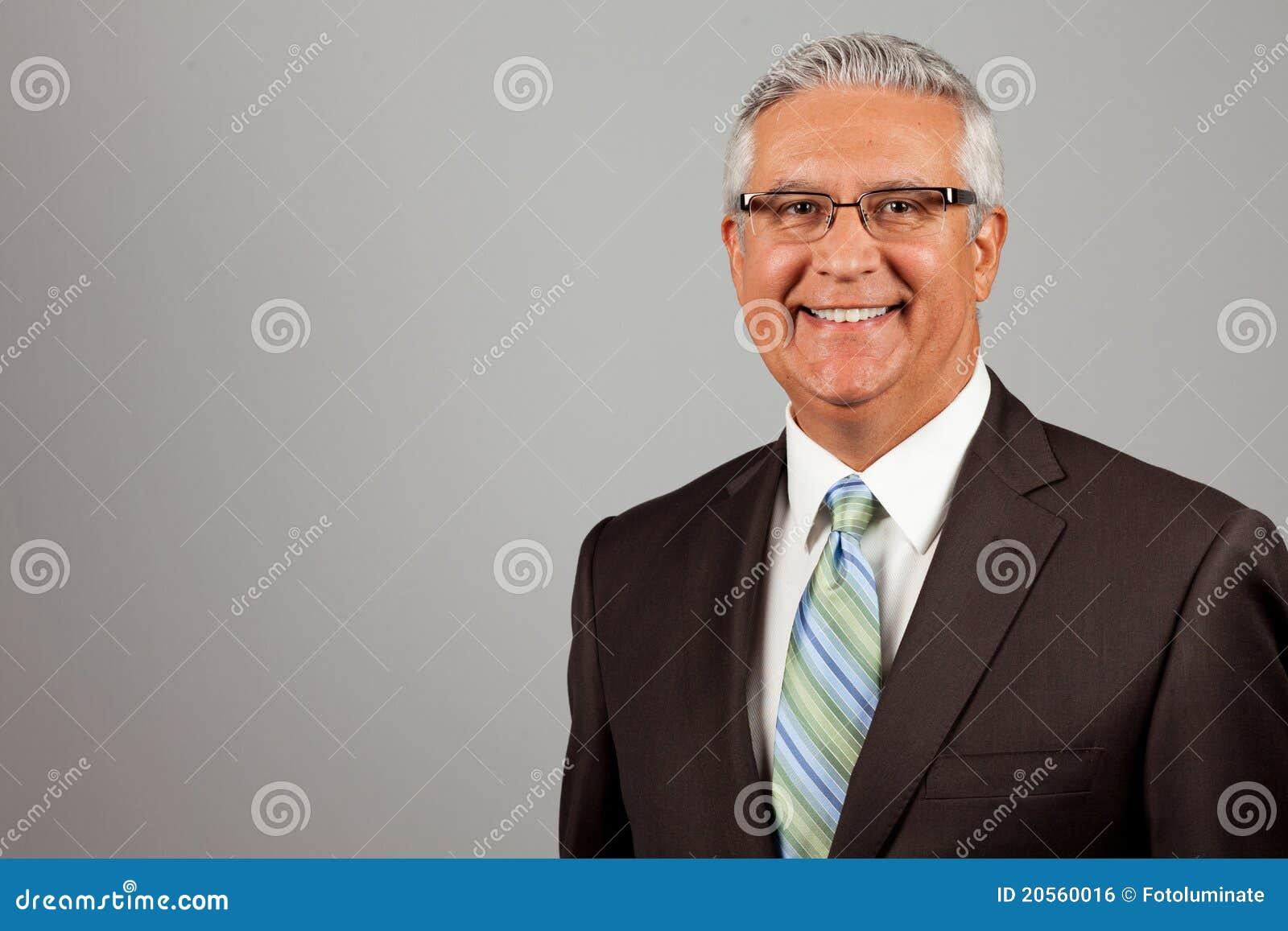 Красивый бизнесмен