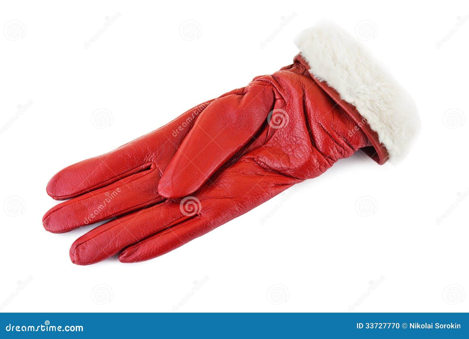 Красная перчатка