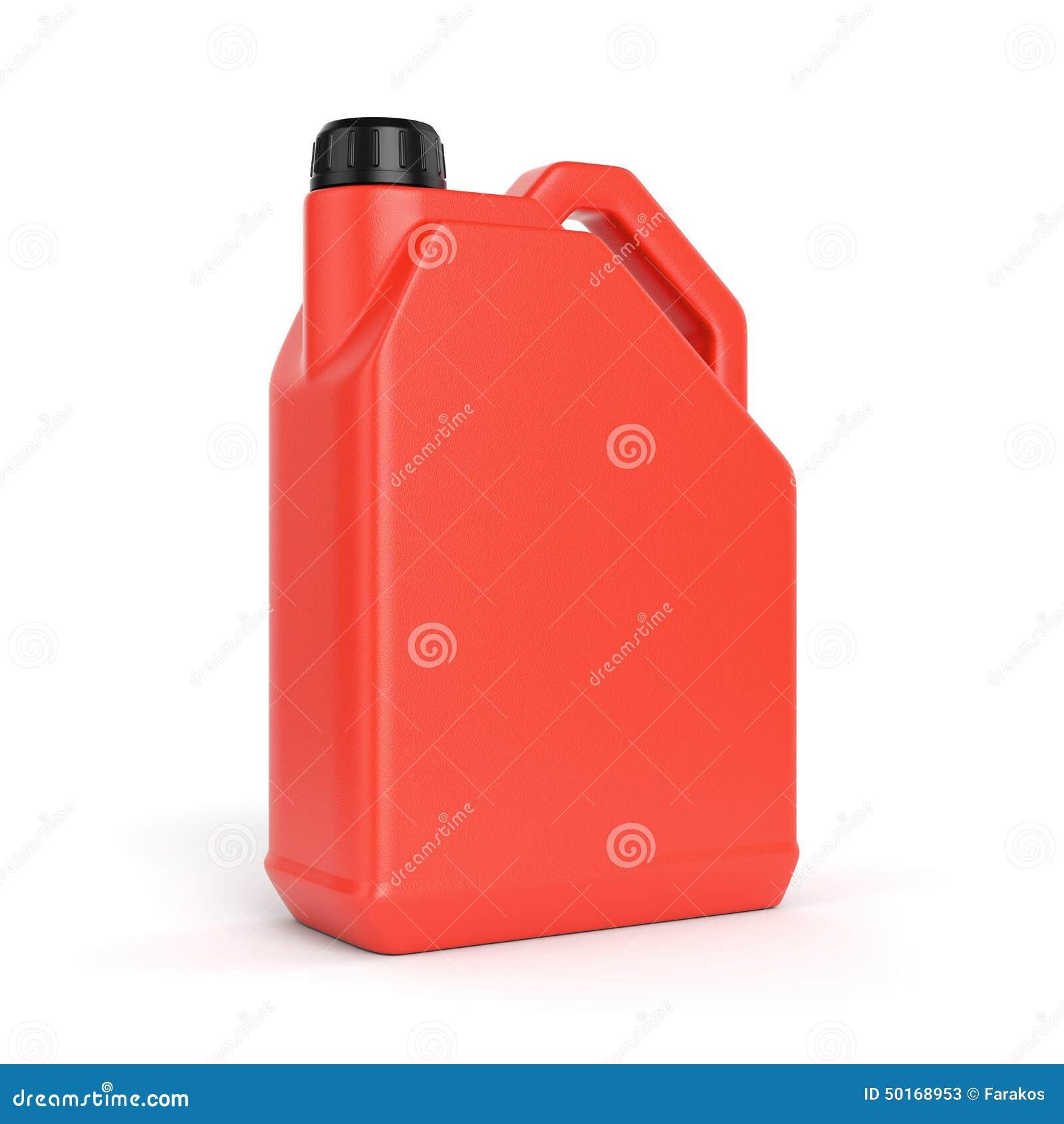 Красная пластичная jerry чонсервная банка