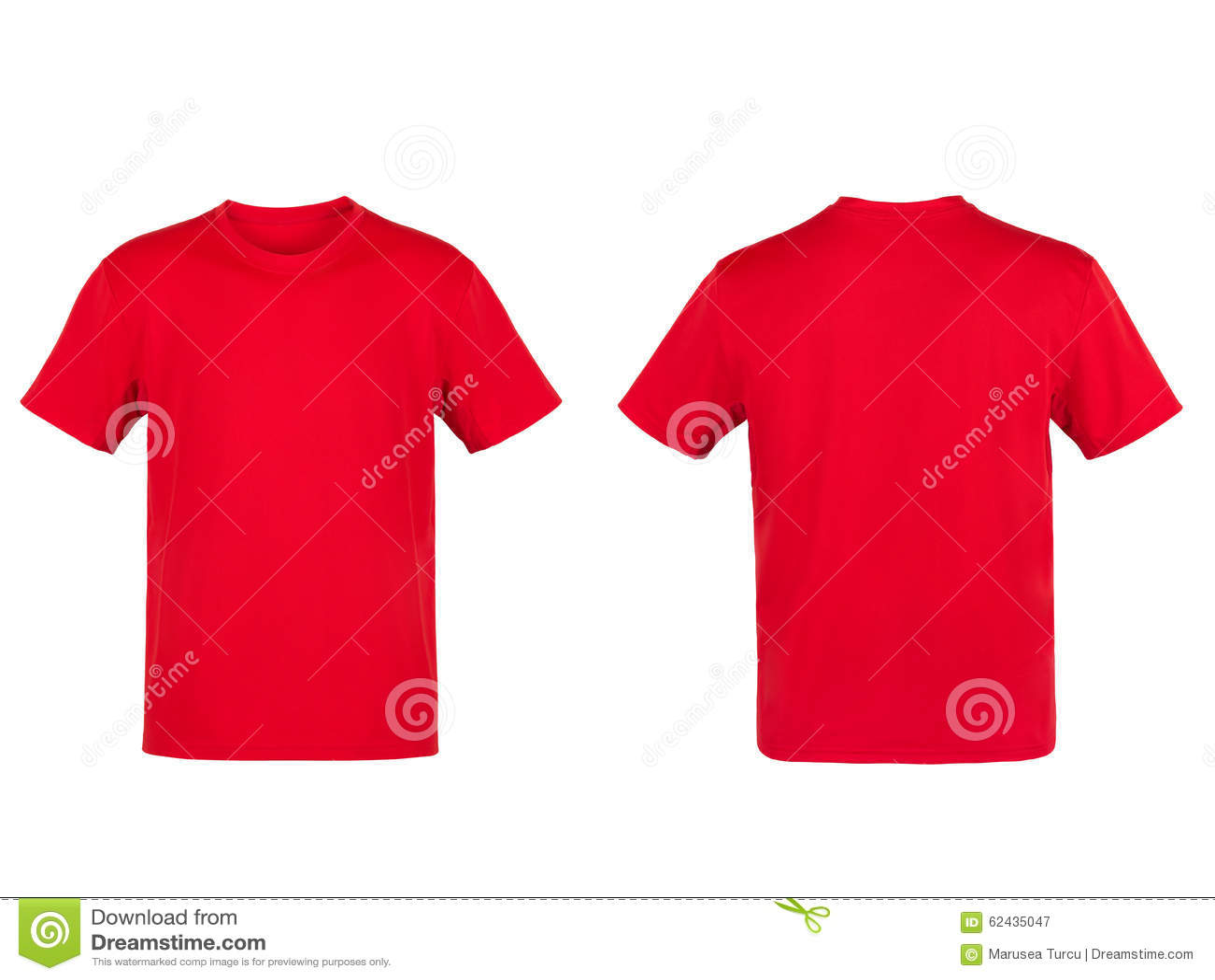 красная рубашка t