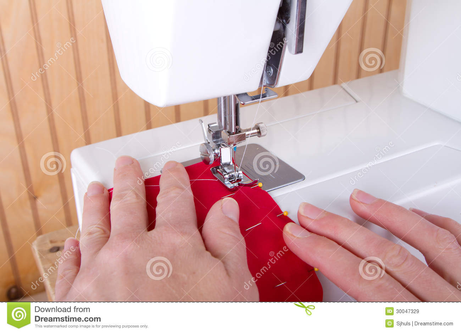 Шить на швейной машине