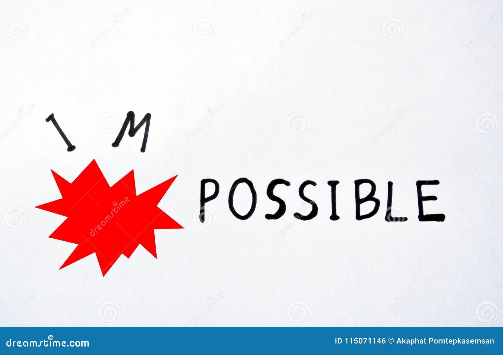 красный взрывать бомбы невозможный к возможным словам на белой бумаге
