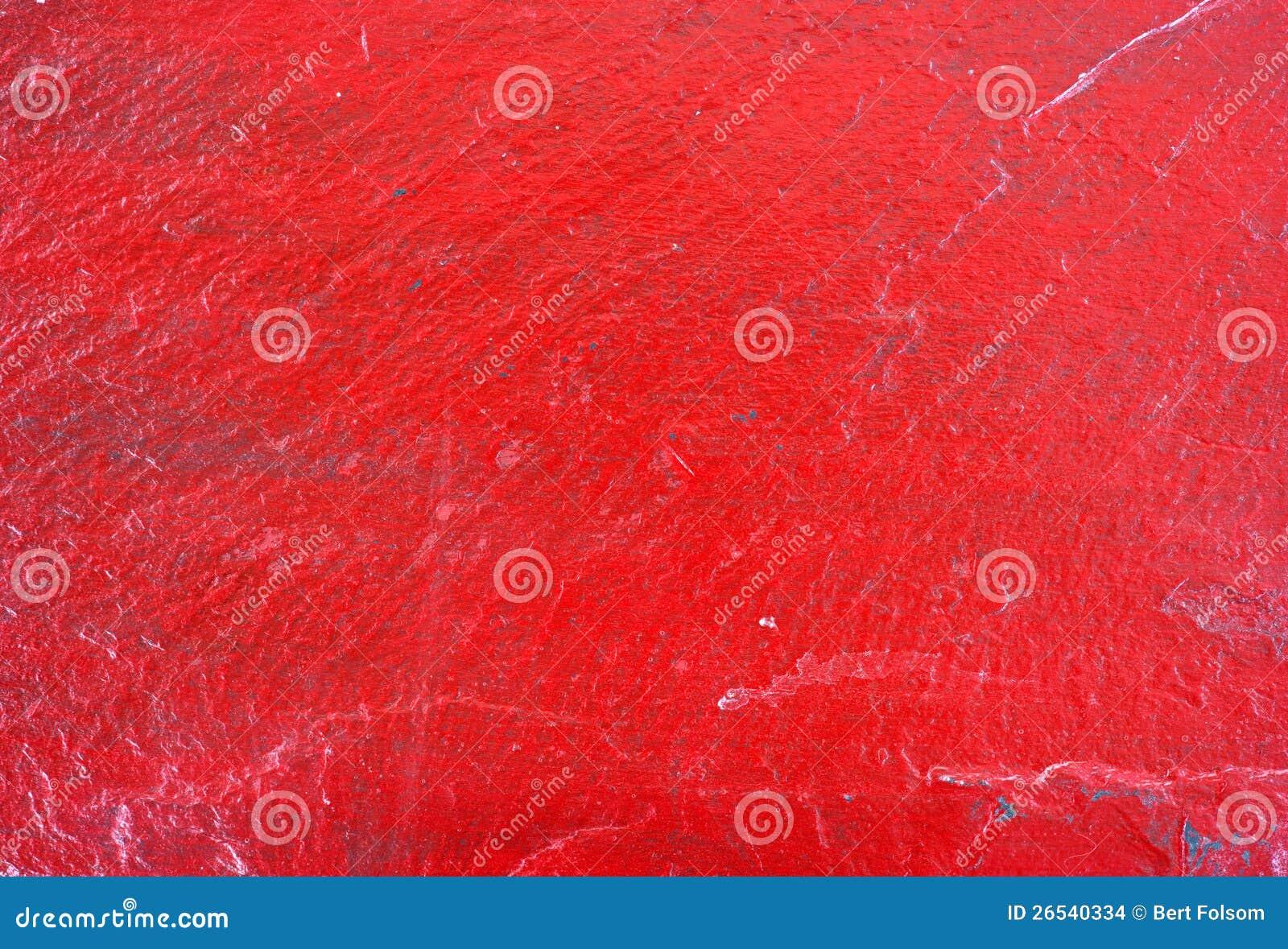Красный покрашенный шифер