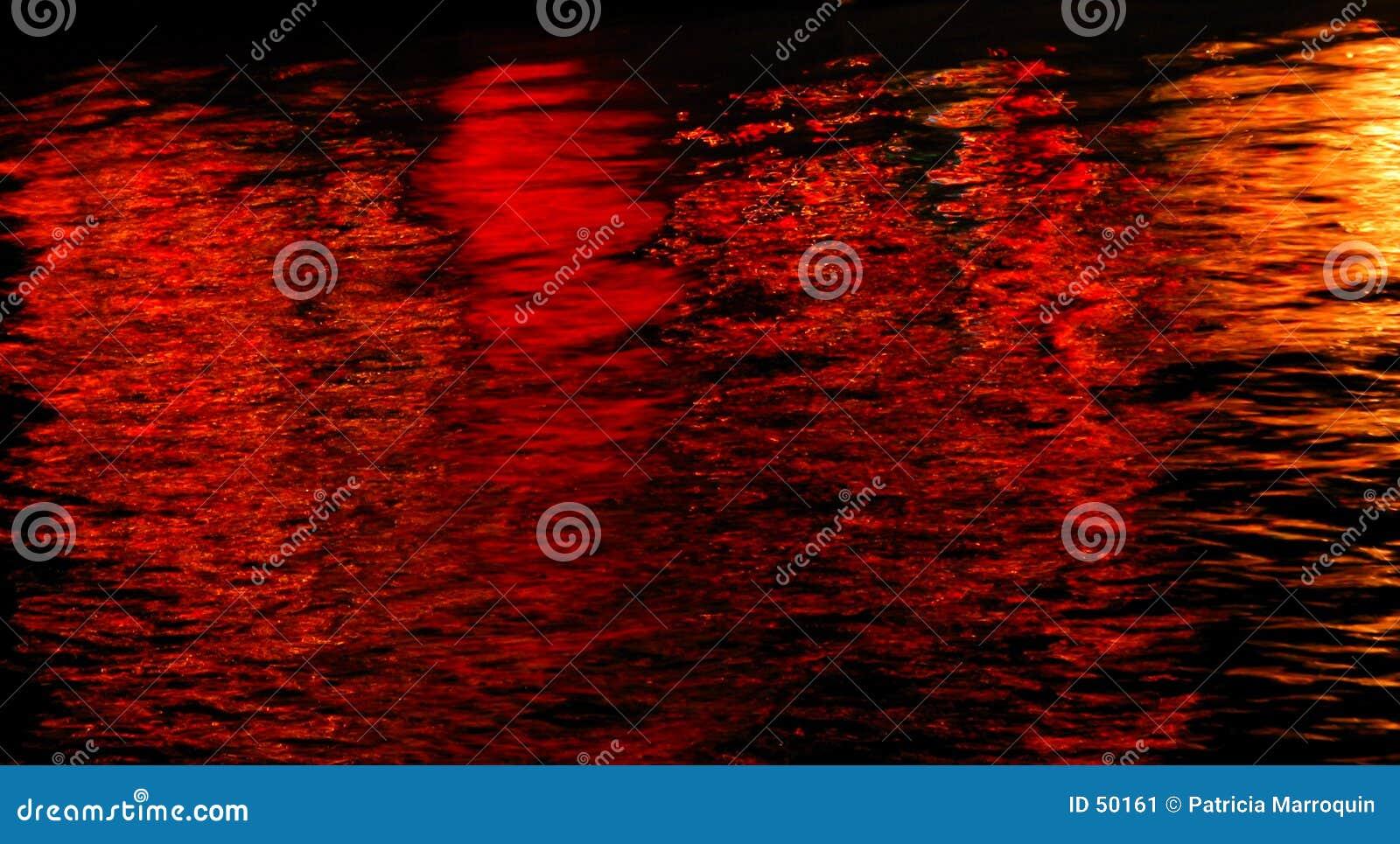 красный цвет гавани