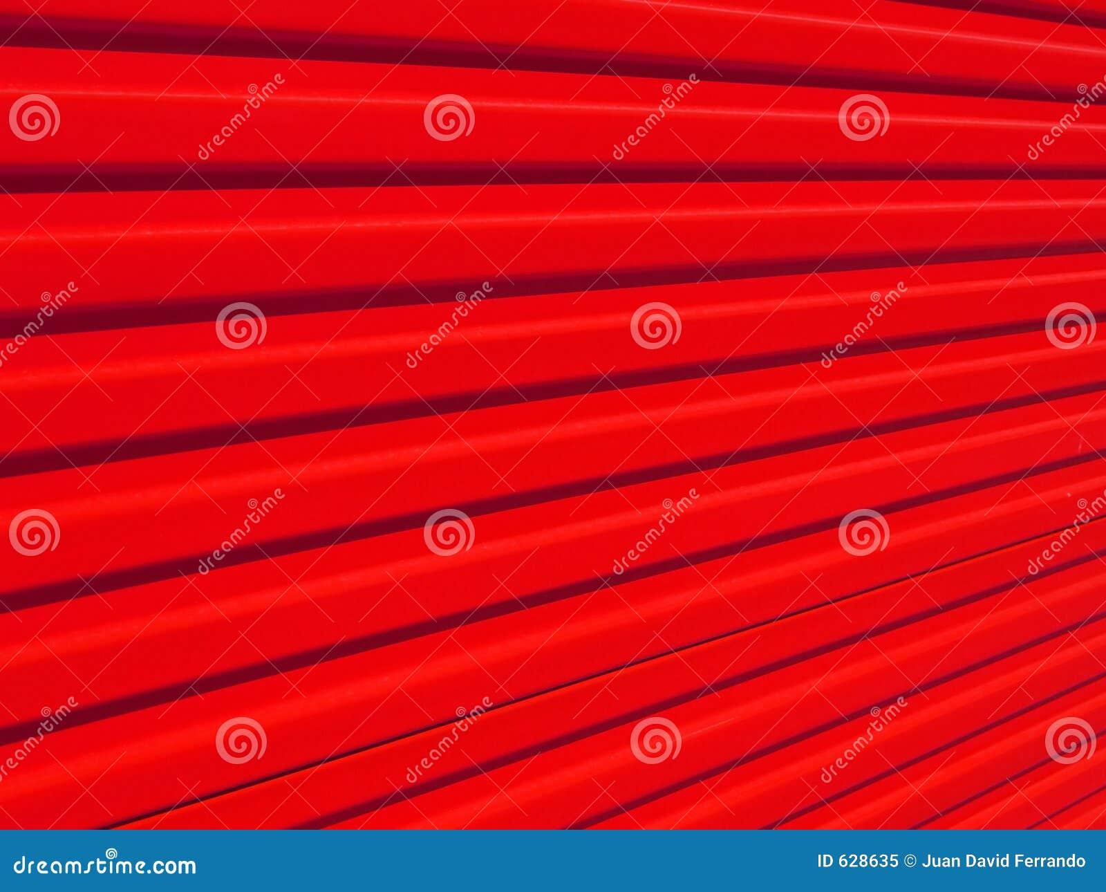 Download красный цвет загородки стоковое изображение. изображение насчитывающей металл - 628635
