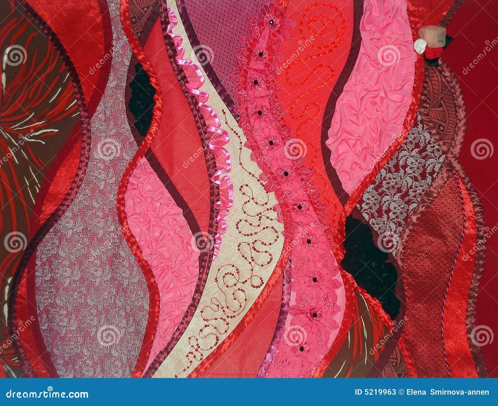 красный цвет заплатки фантазии