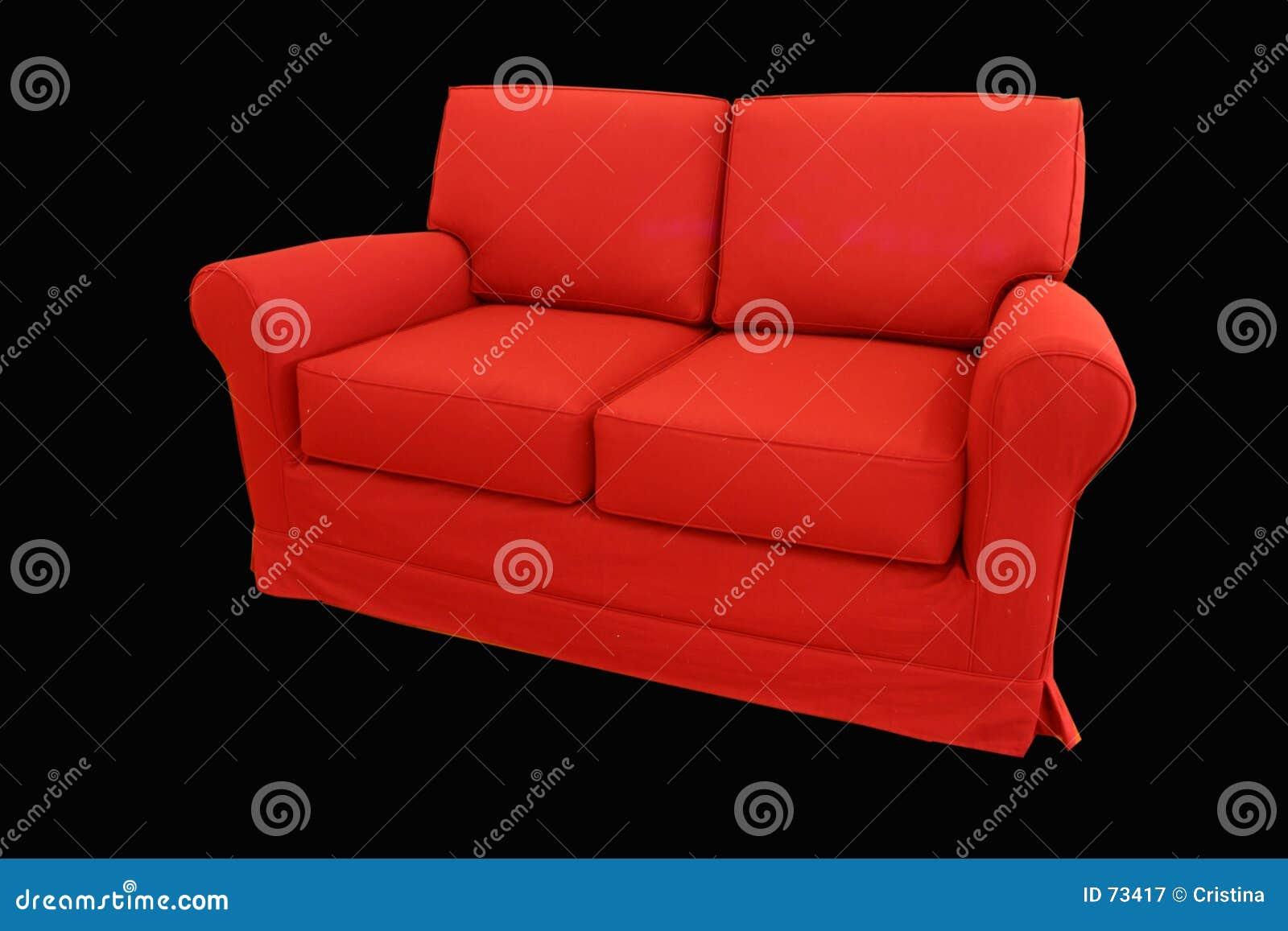 красный цвет кресла