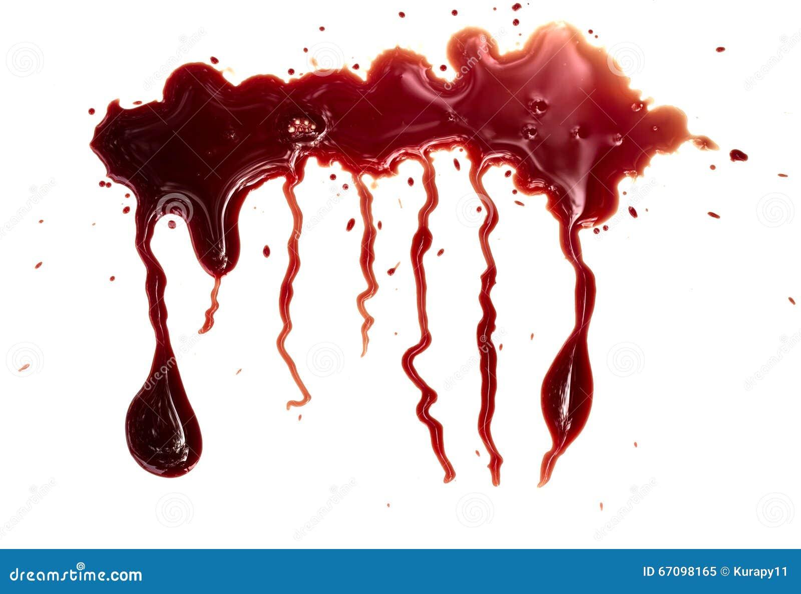 Красный цвет крови