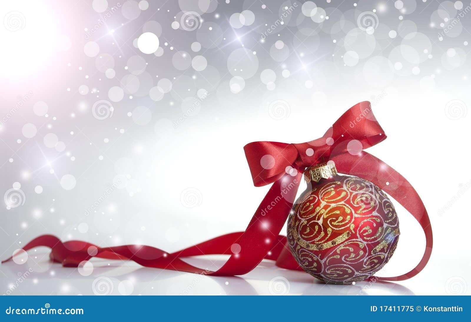 красный цвет рождества bal