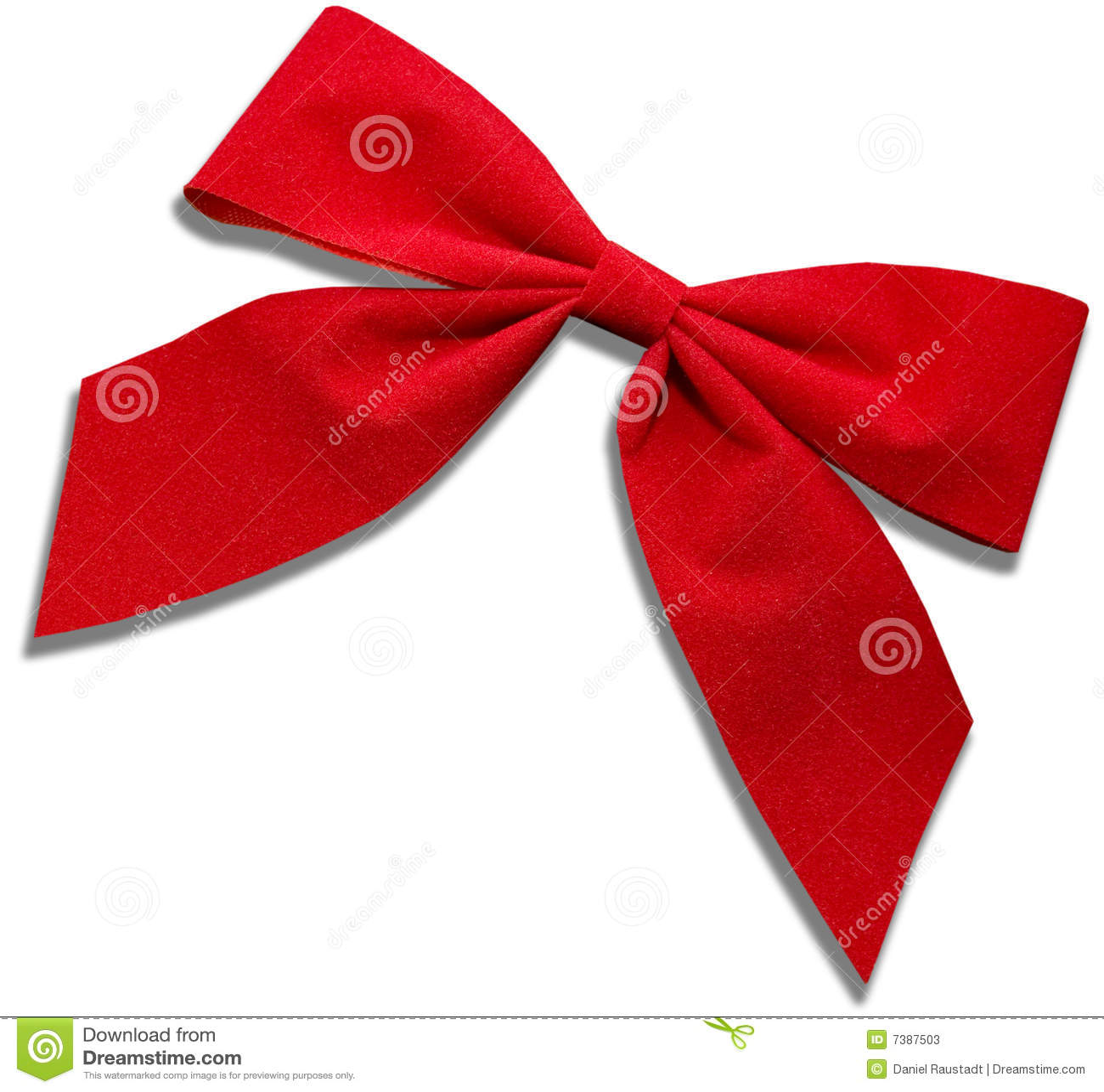 красный цвет ткани смычка