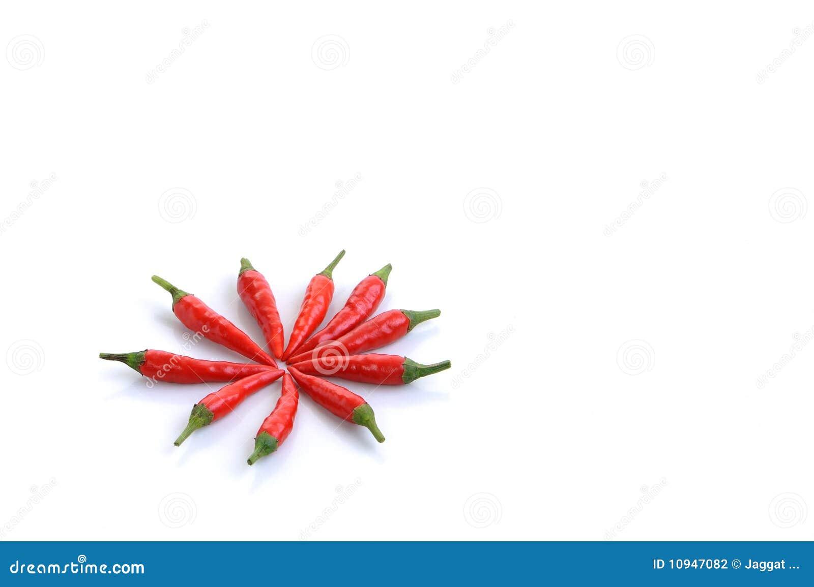 красный цвет chili