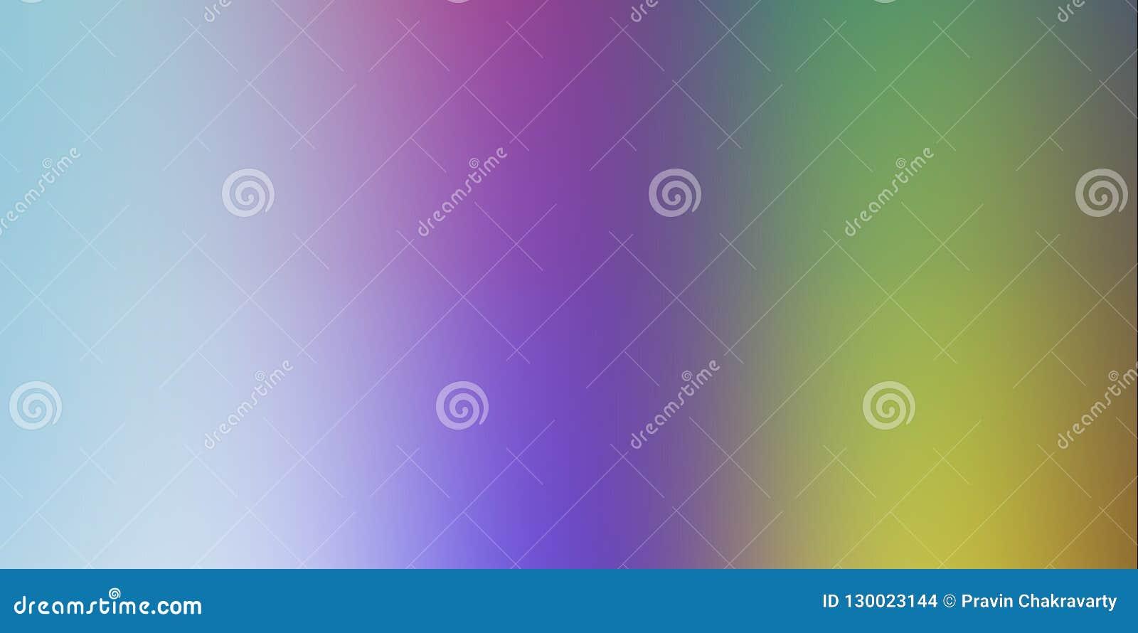 Красочный дизайн вектора предпосылки конспекта нерезкости, красочная запачканная затеняемая предпосылка, яркая иллюстрация вектор