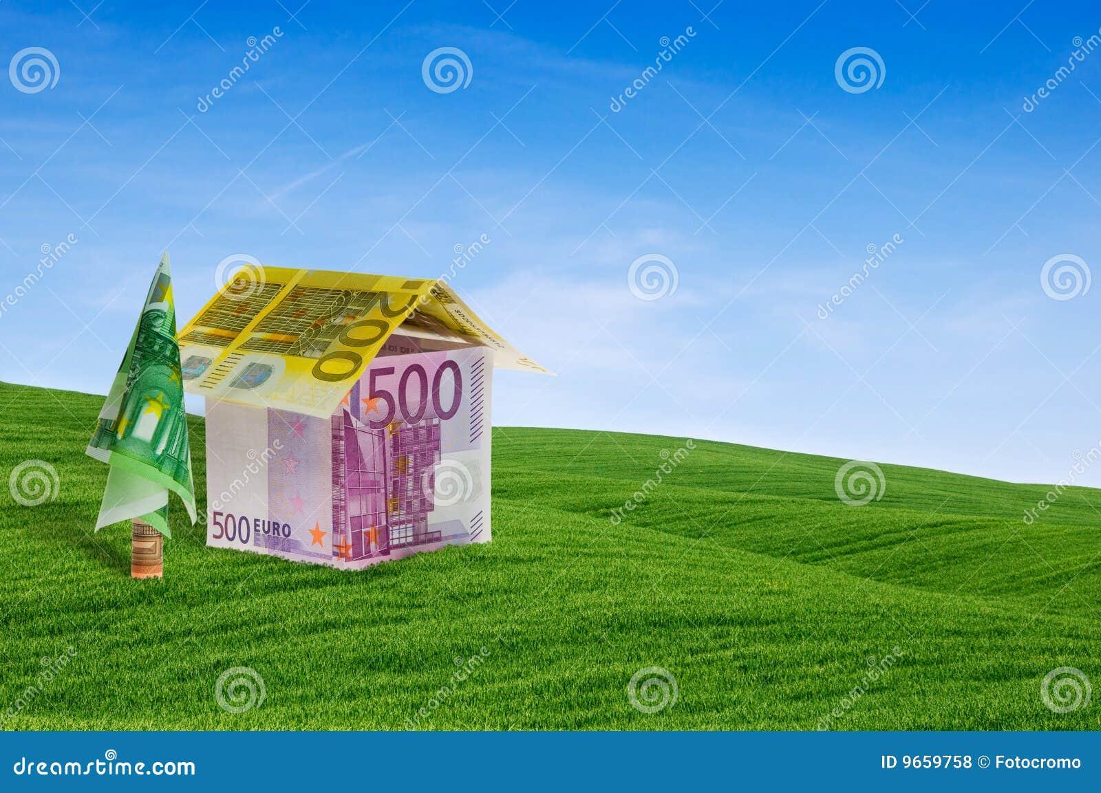 кредитки построили зеленый лежать дома hil