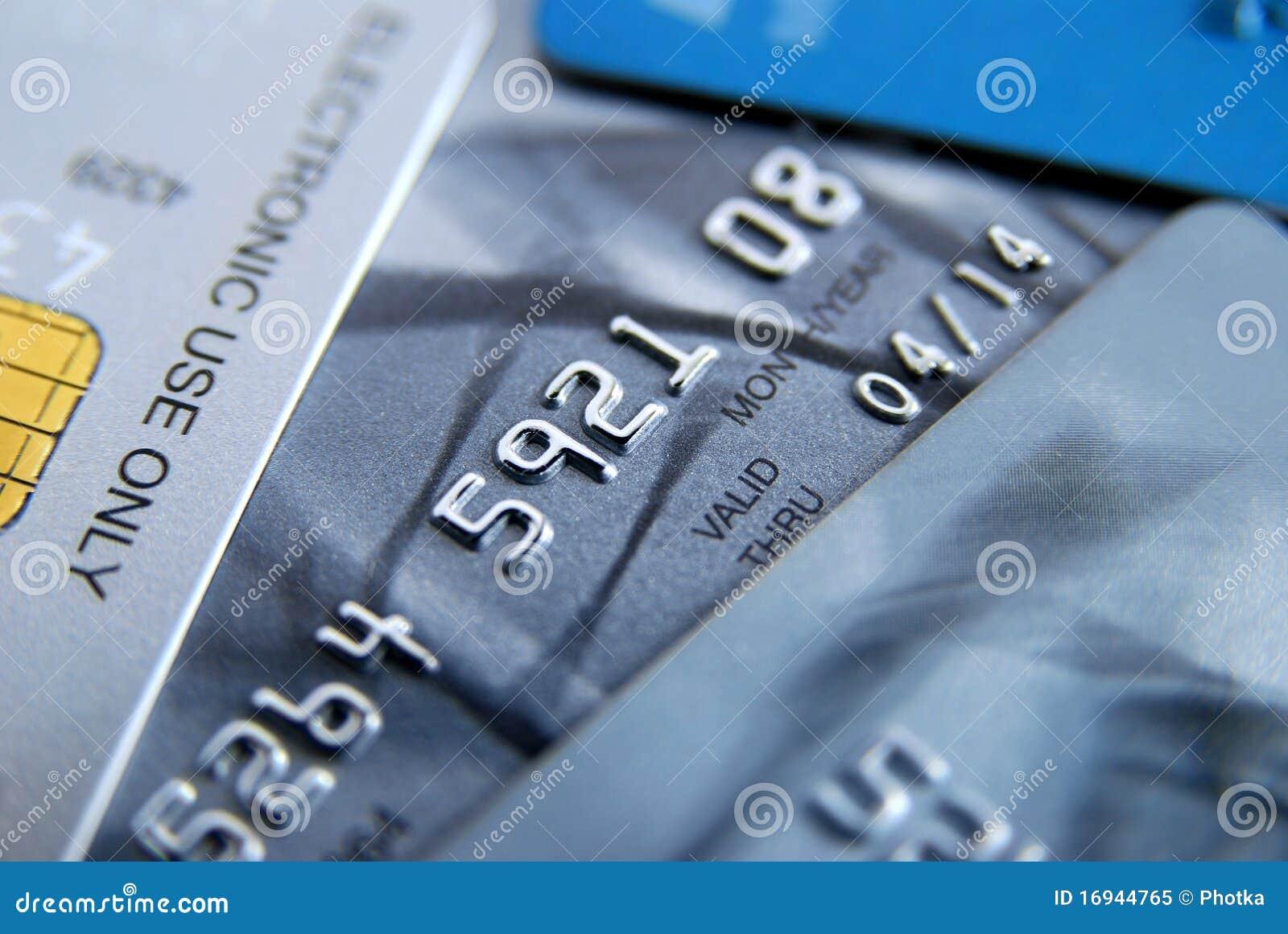 кредит карточек