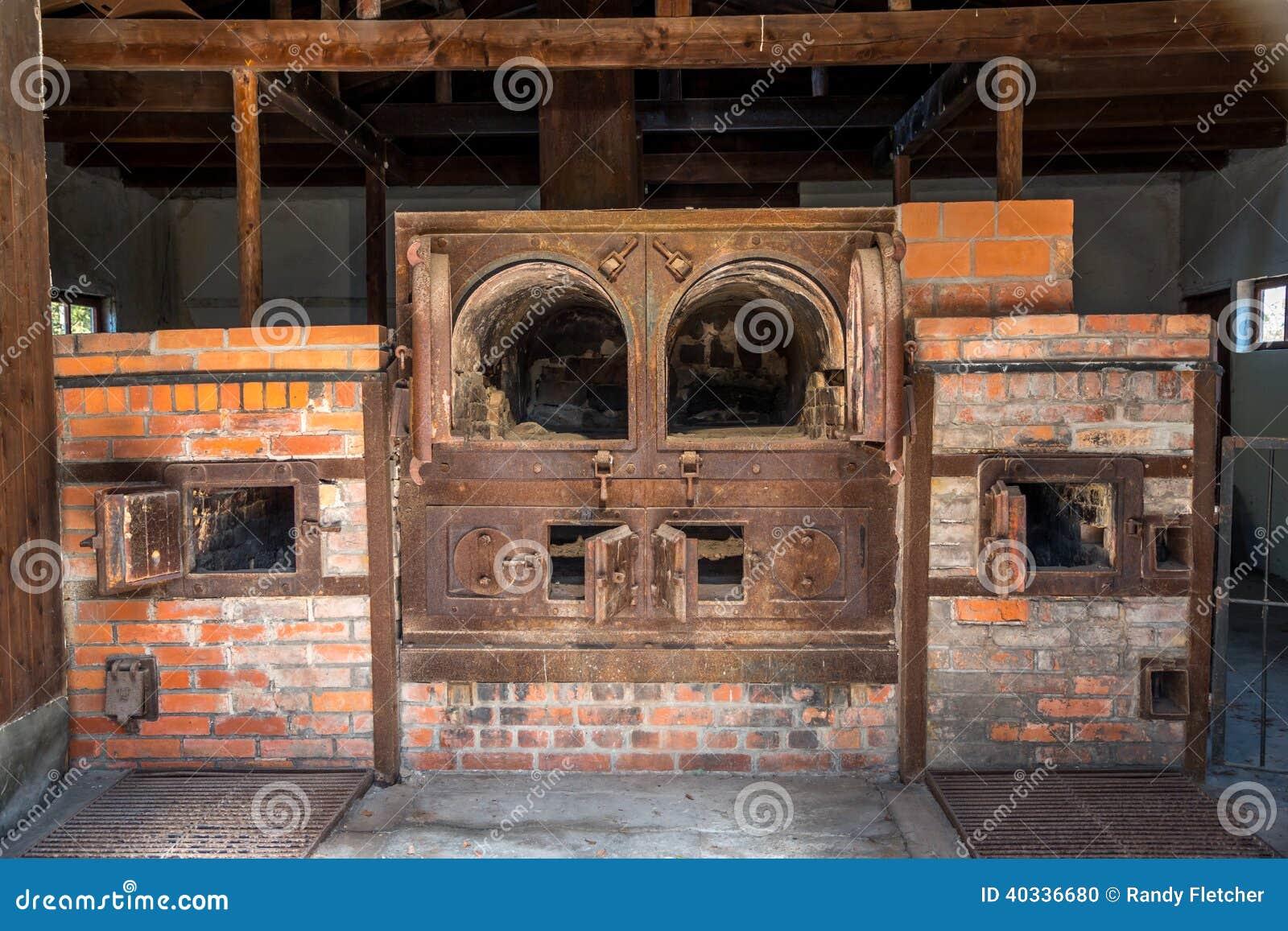 Крематорий #1 Dachau
