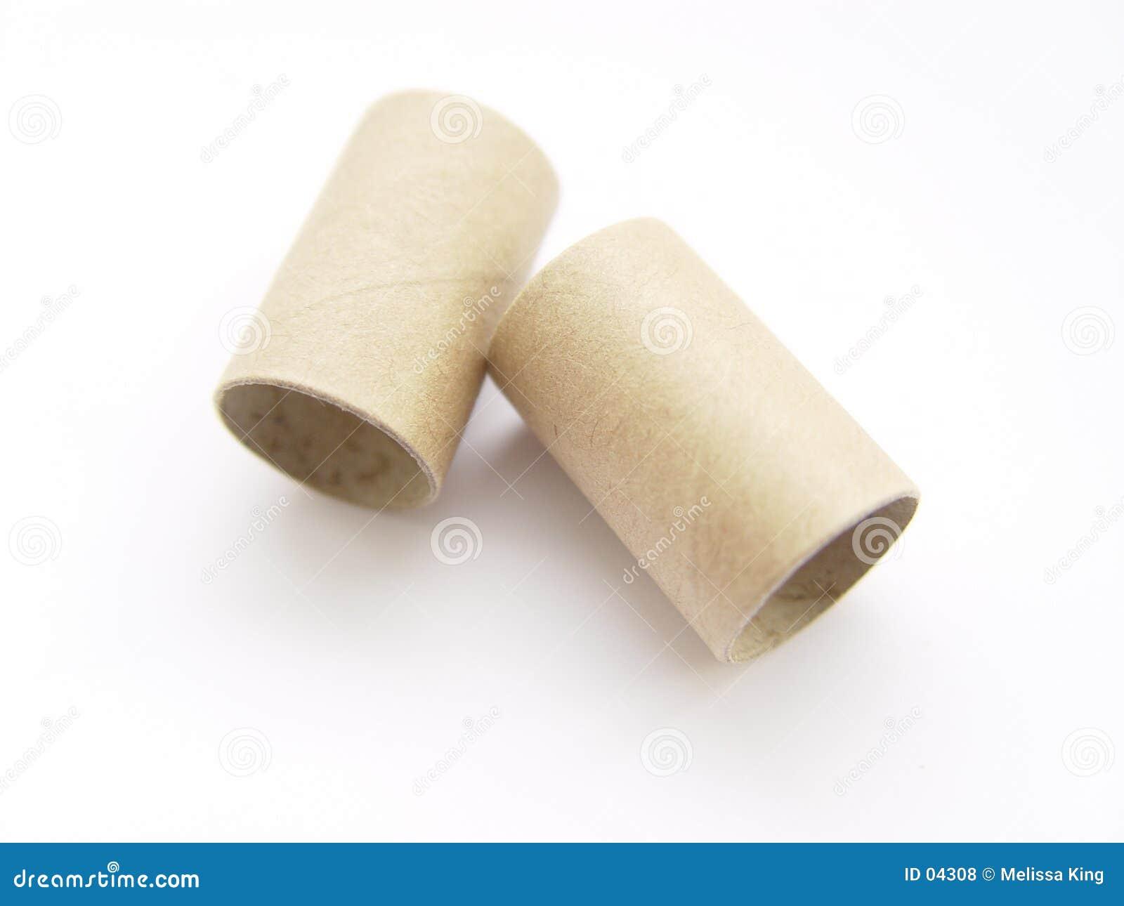 крены коричневой бумаги