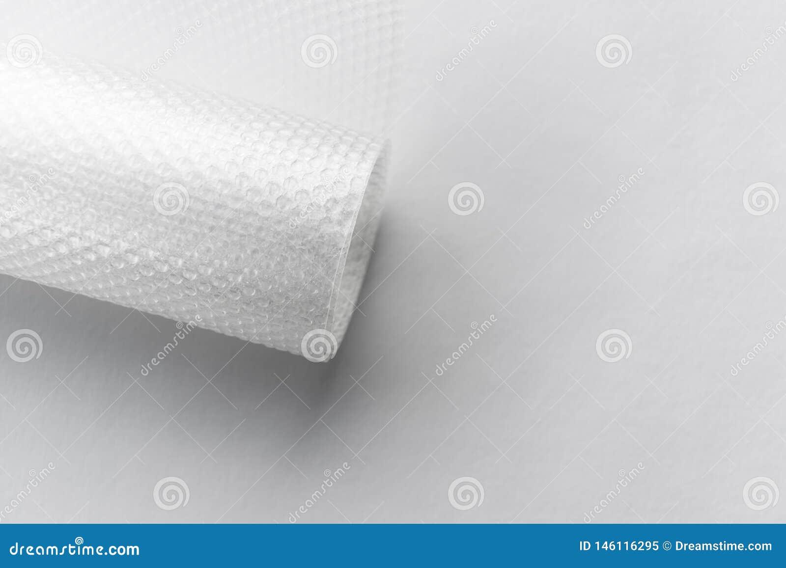 Крен пластиковой упаковки пузырей