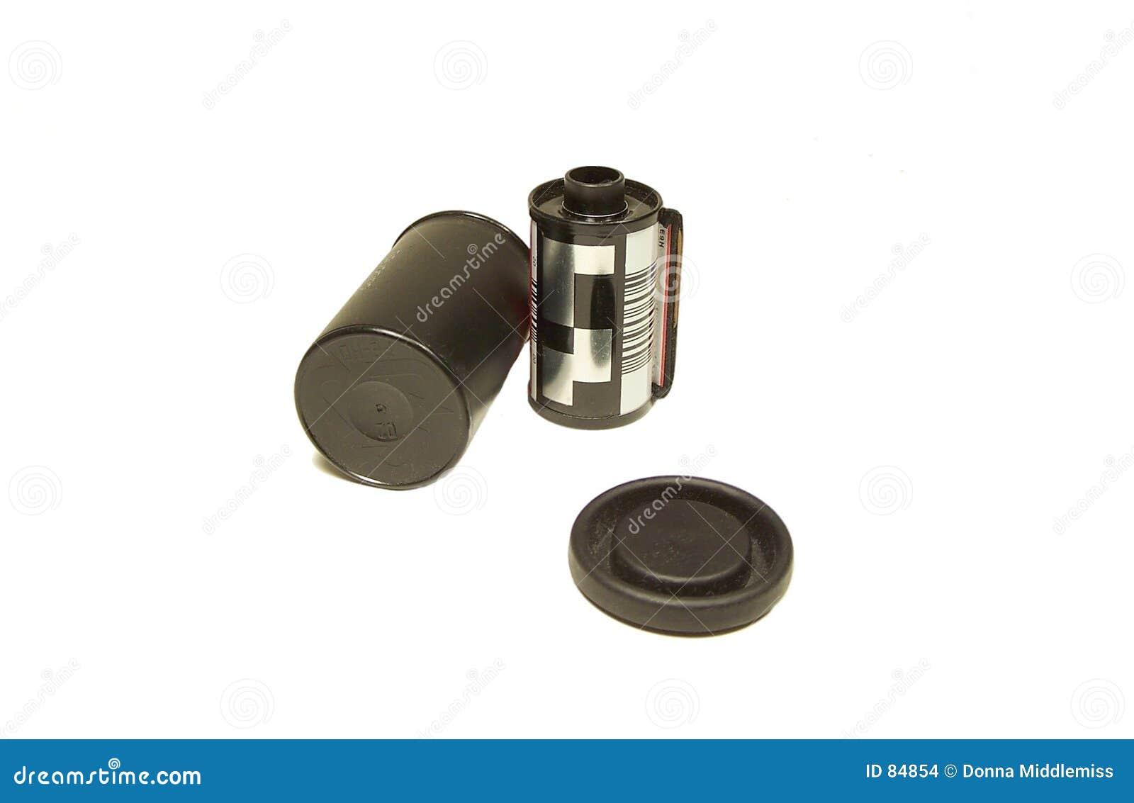 крен пленки 35mm
