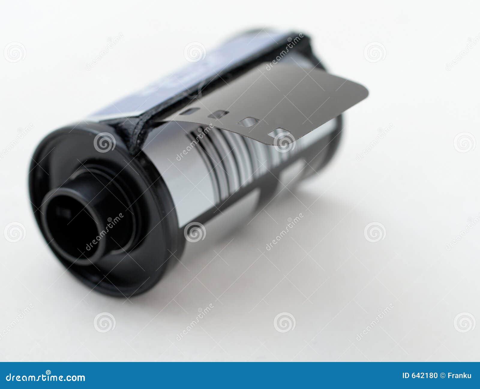 Download крен пленки стоковое фото. изображение насчитывающей камера - 642180