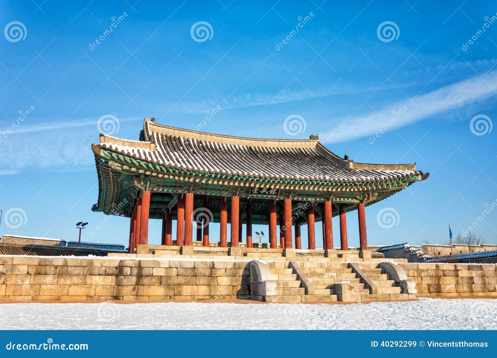 Крепость Hwaseong