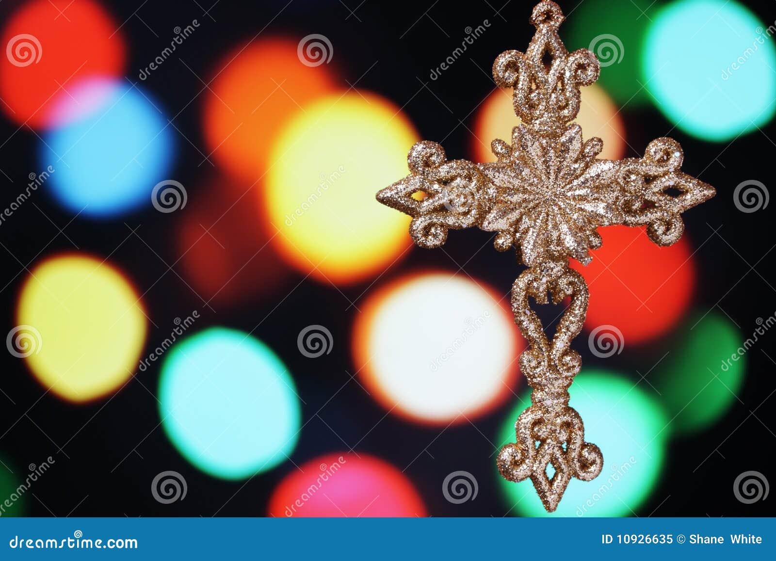 крест рождества