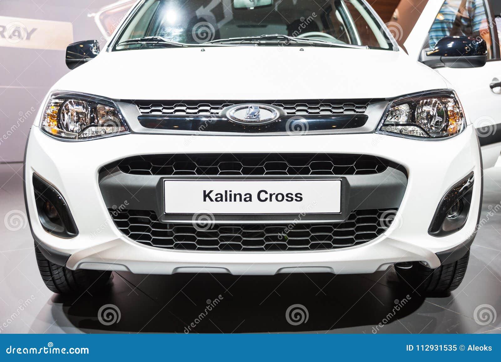 Крест Lada Kalina часть