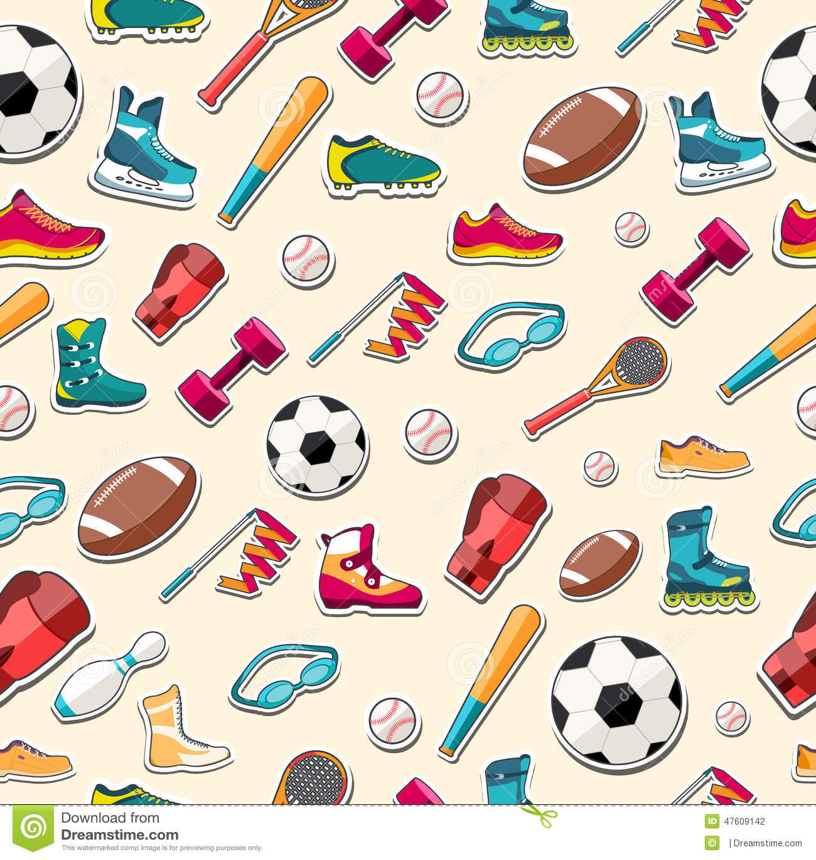 картинки спортивного инвентаря