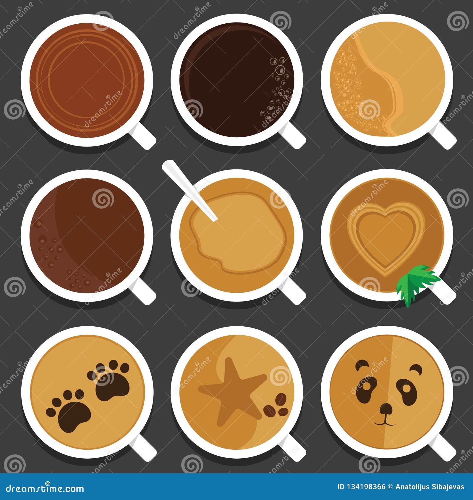 Кружки и кофейные чашки для любовников кофе