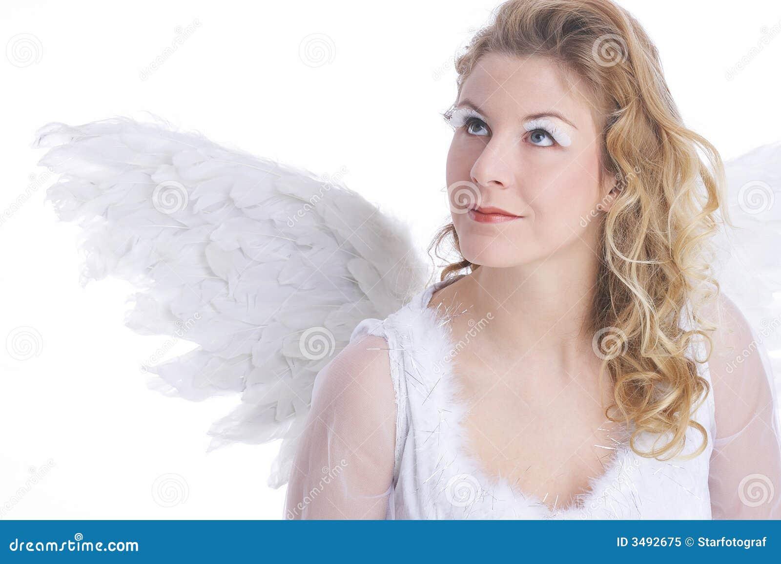 крыла белизны ангела