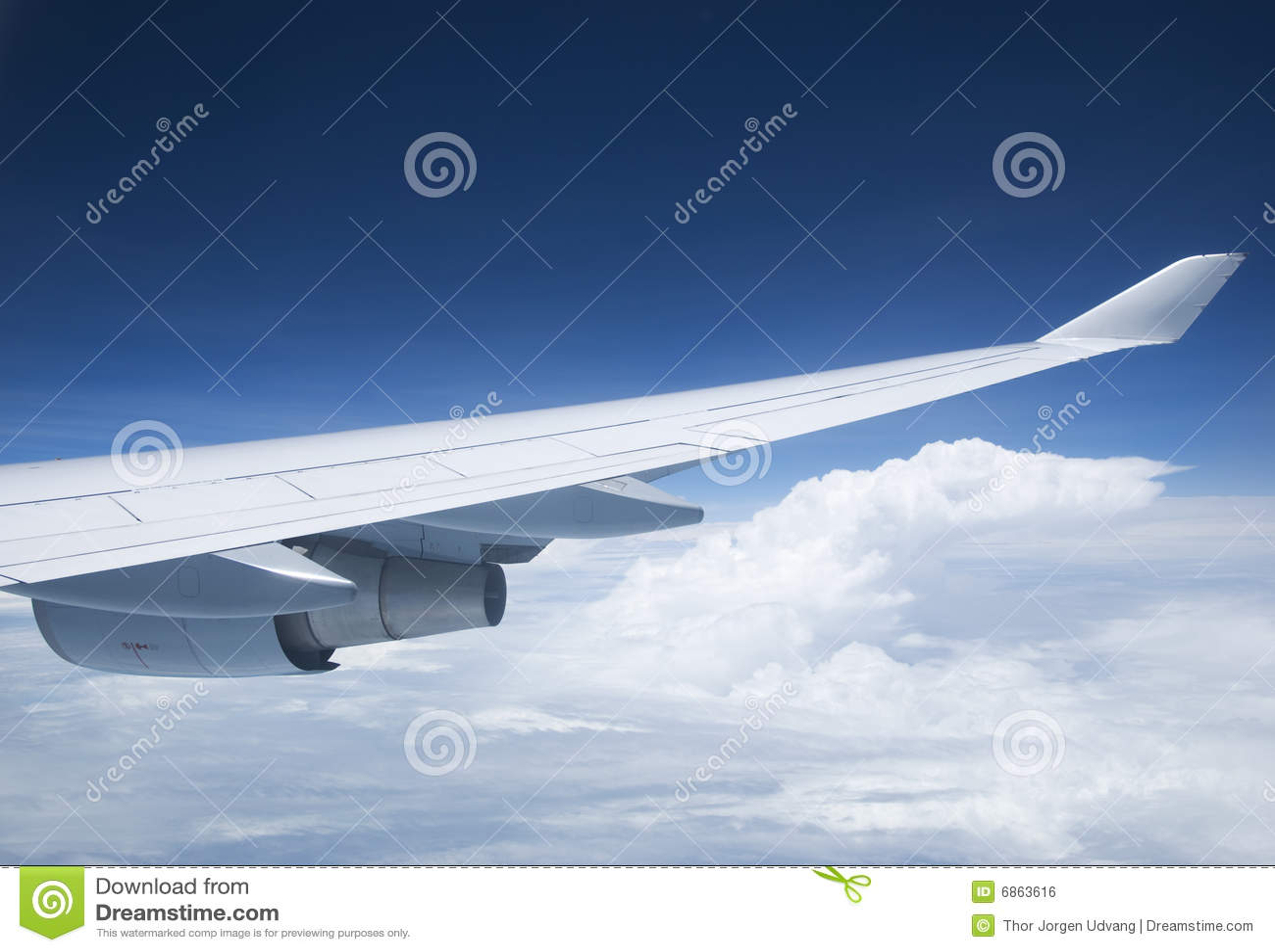крыло пассажира двигателя двигателя