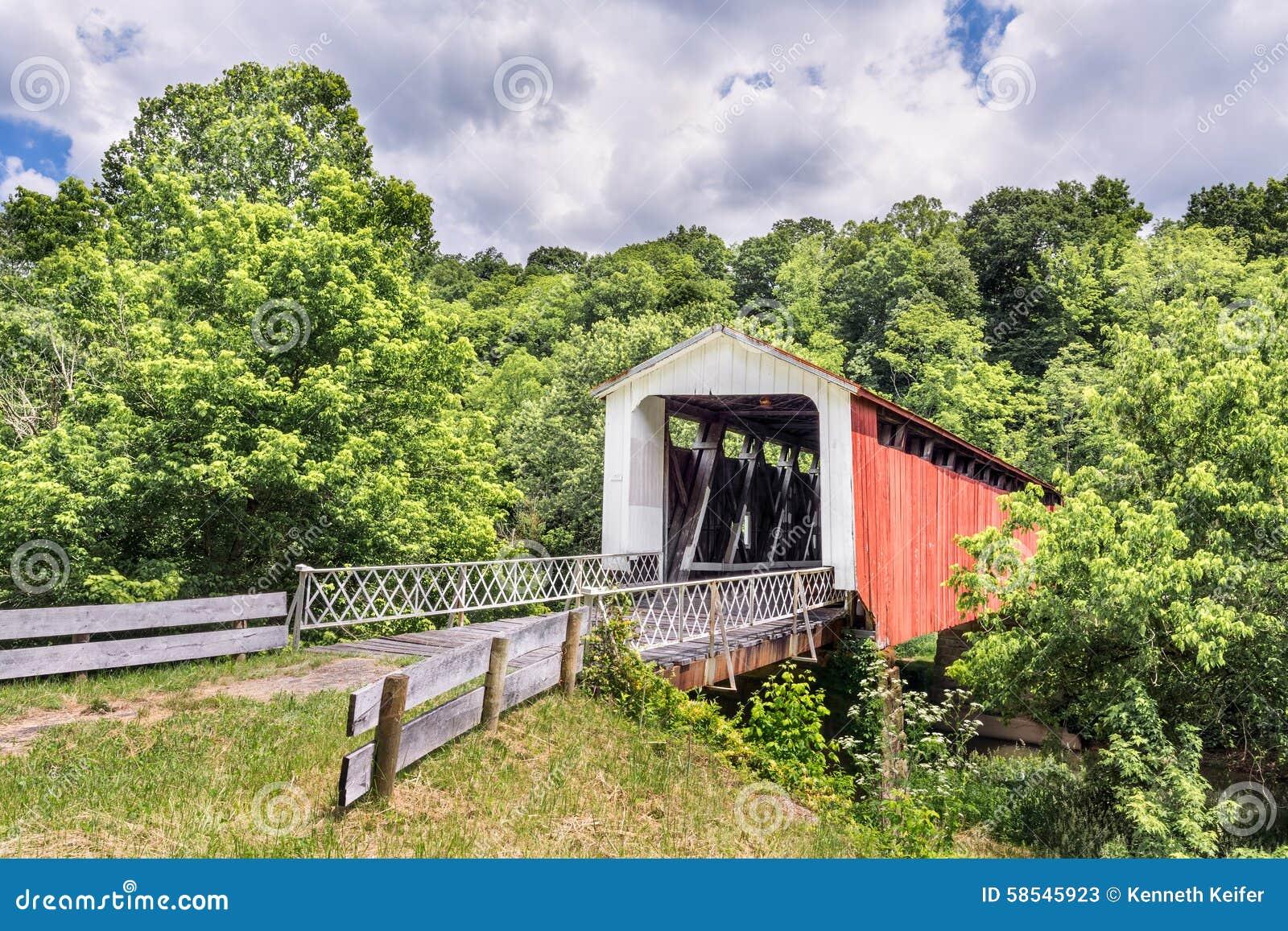 Крытый мост Hildreth