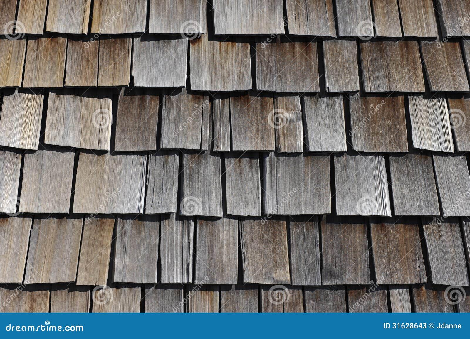 Крыша гонта