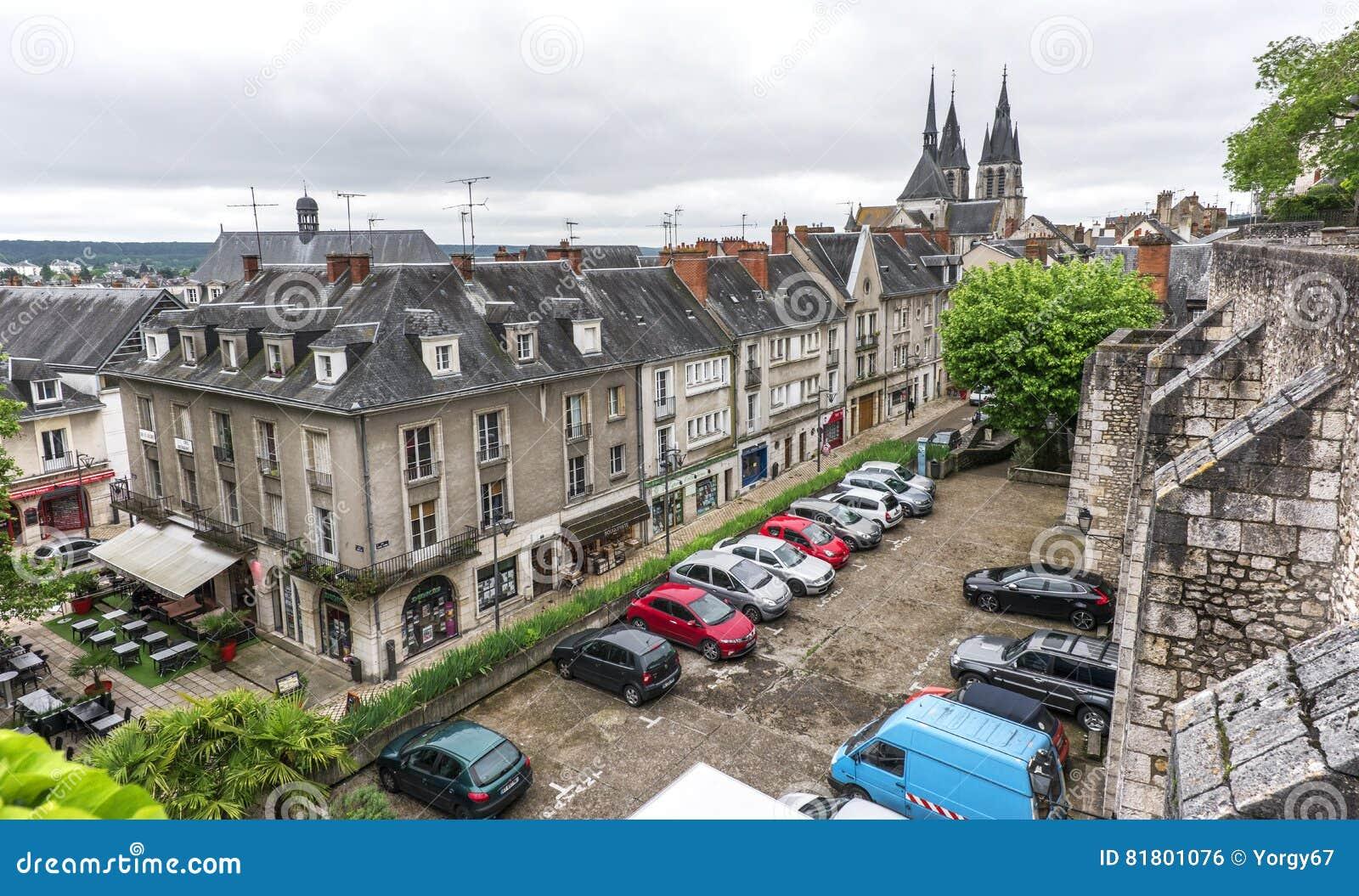 Крыши Blois