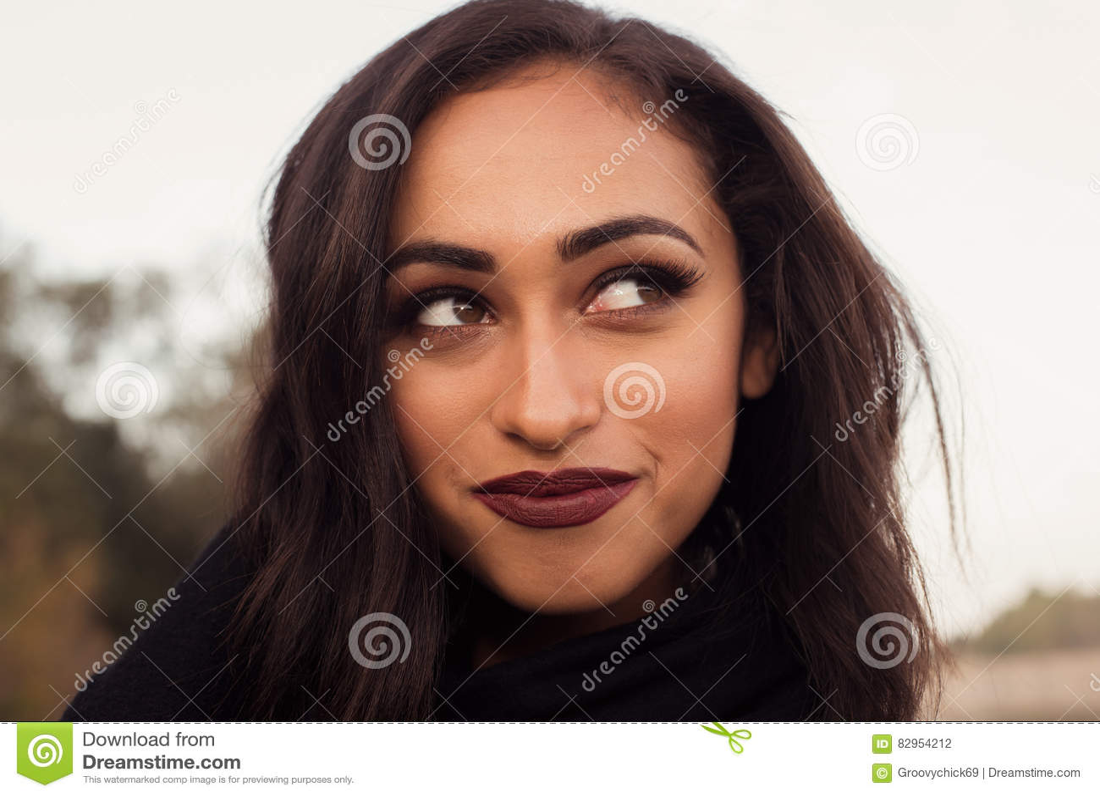 Крышк-девушка