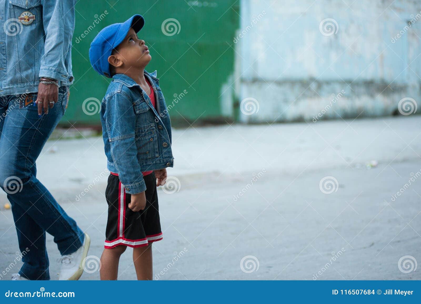 Кубинський мальчик