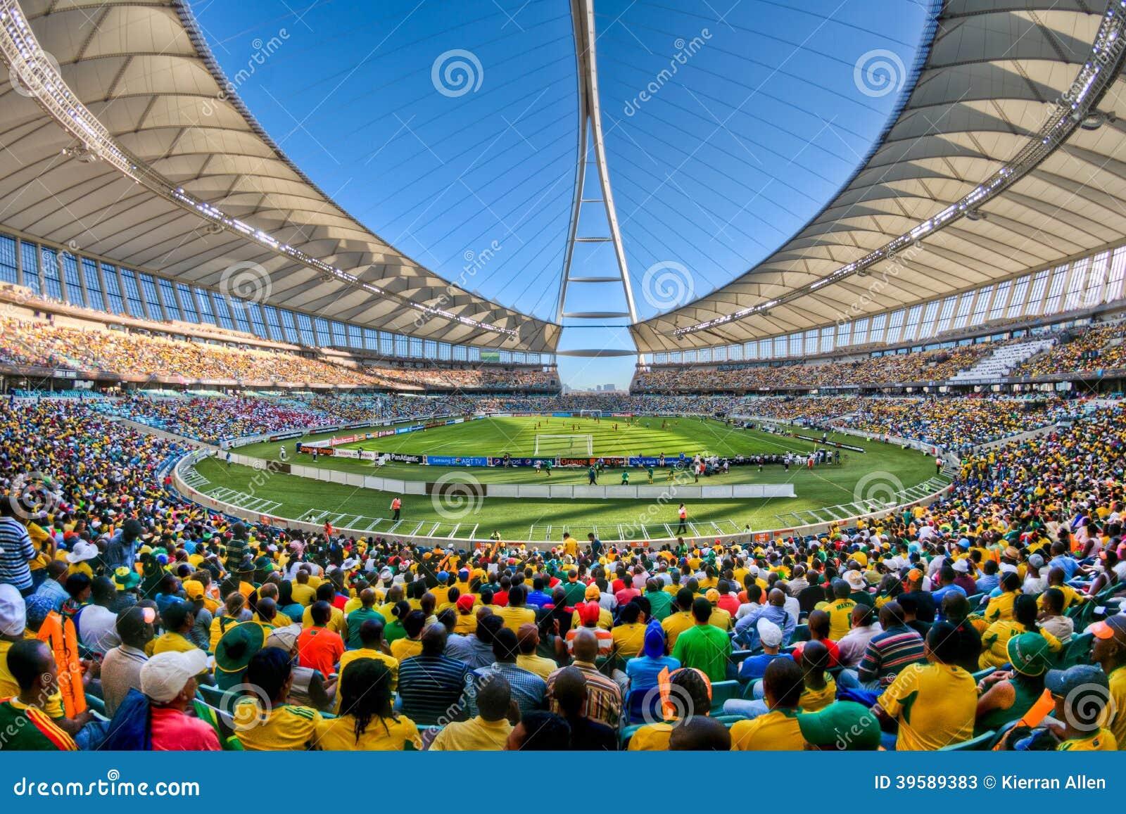 Кубок мира стадиона Моисея Mabhida