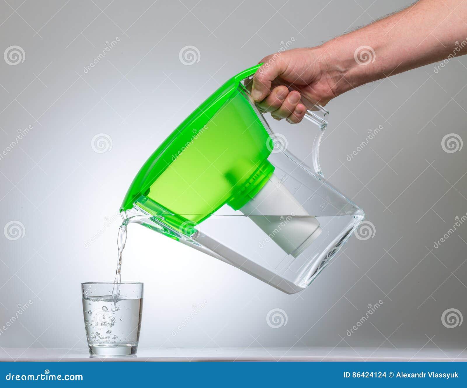 Кувшин водяного фильтра