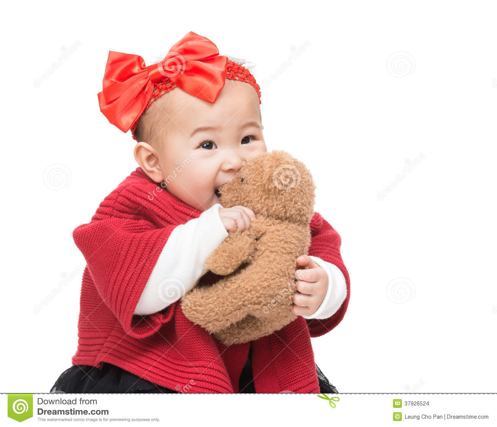 Кукла игры младенца Азии