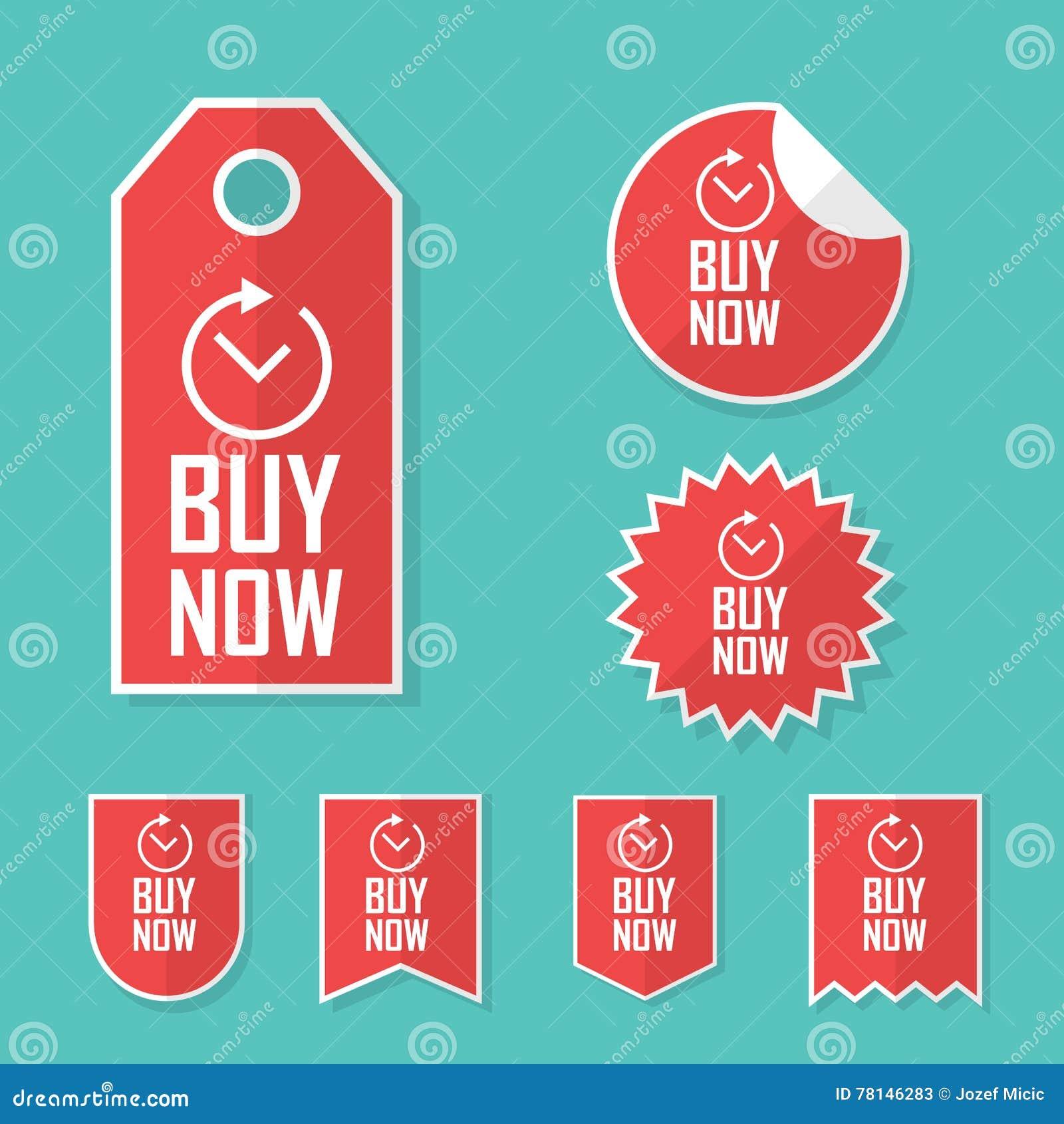 Купите теперь стикеры Бирки предложения ограниченного времени для продаж Выдвиженческое собрание элементов рекламы