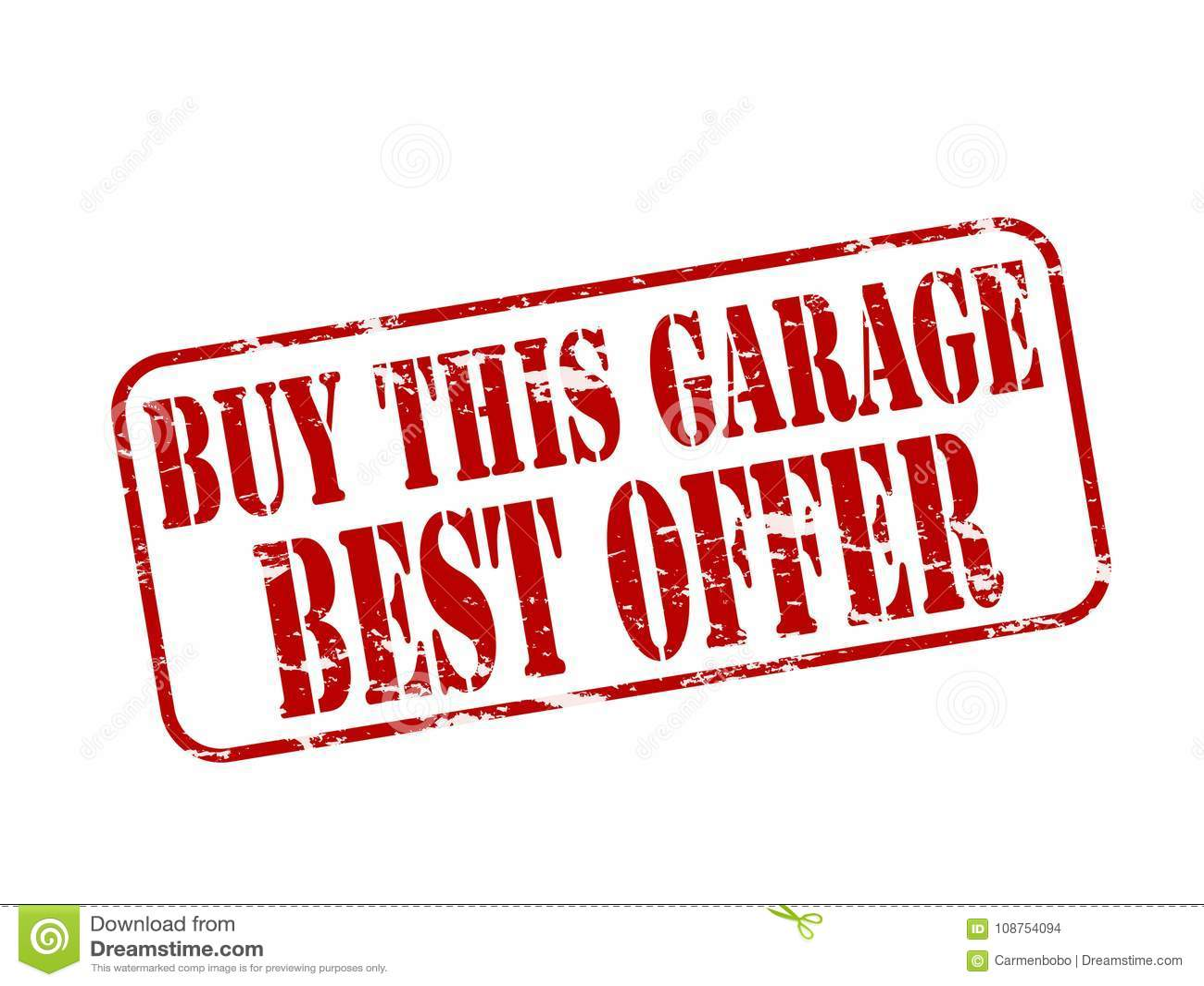 Купите этот гараж