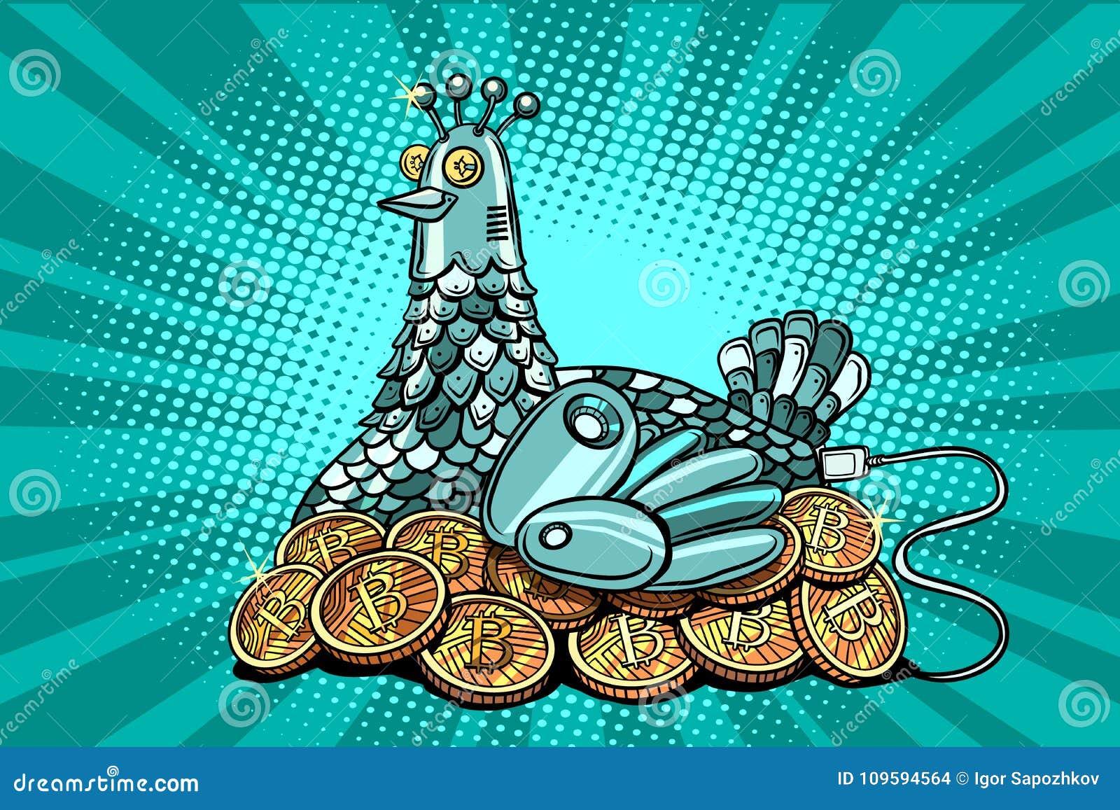 gallina bitcoin
