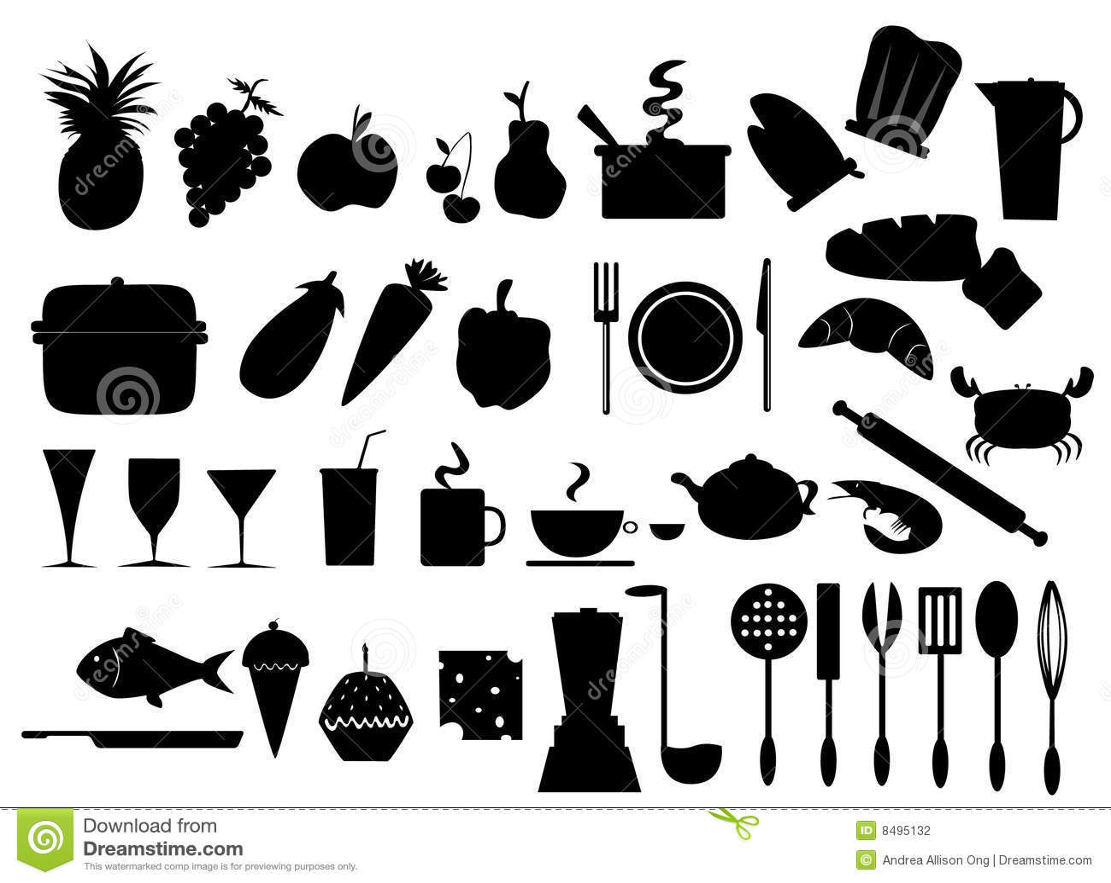 кухня икон еды