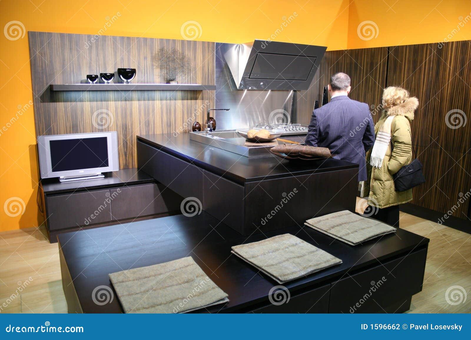 кухня покупателя