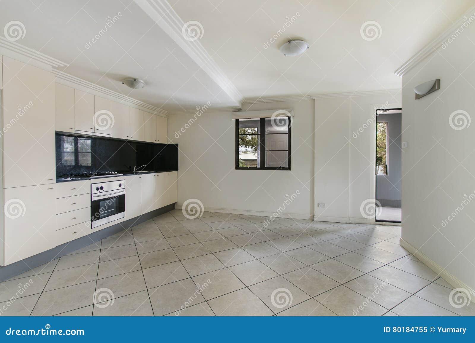 Кухня с современным стилем