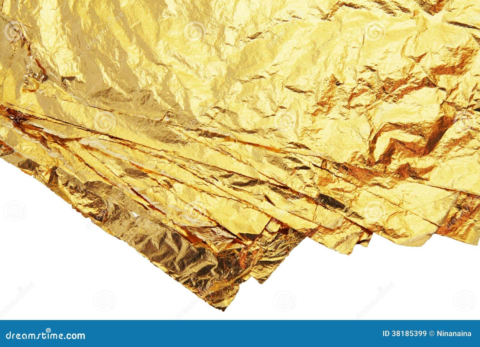 Куча листьев золота