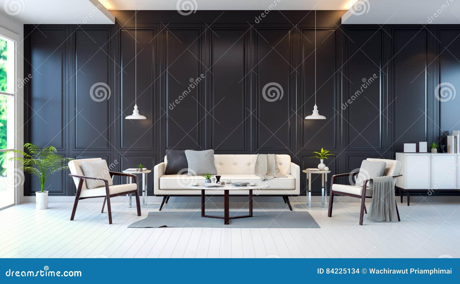 классицистическая комната