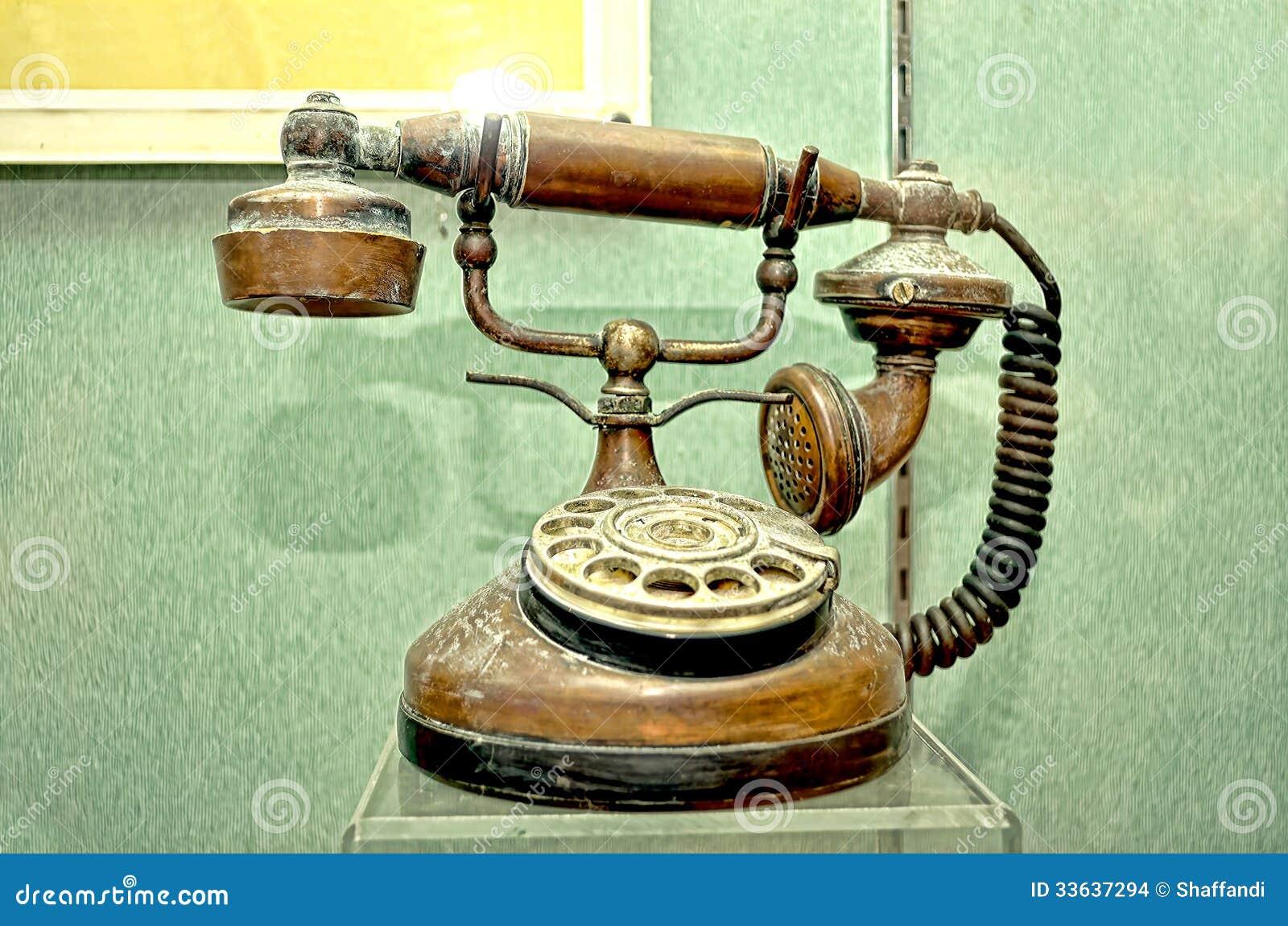 Классицистический телефон