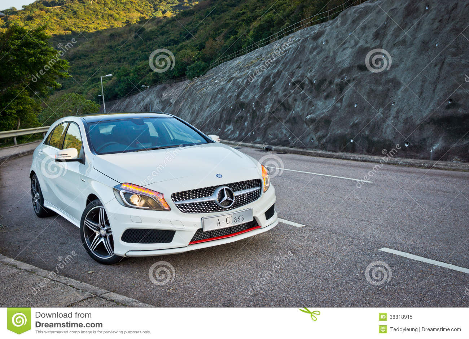 -класс Мерседес-Benz