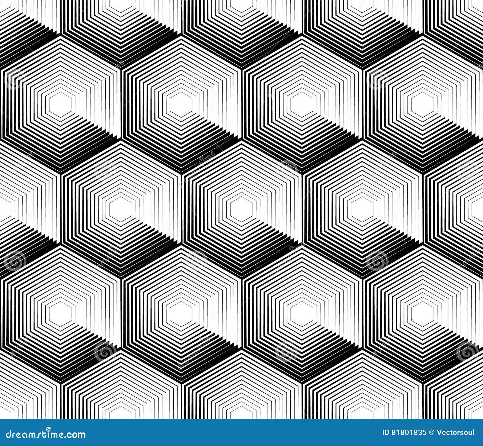 Клетчатая геометрическая картина, плавно repeatable Абстрактное mono
